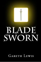 Cover for 'Blade Sworn'