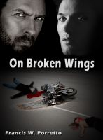 Cover for 'On Broken Wings'