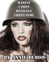 Cover for 'Marine Corps Bondage Threesome'