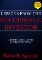 Cover for 'Lessons From The Successful Investor'