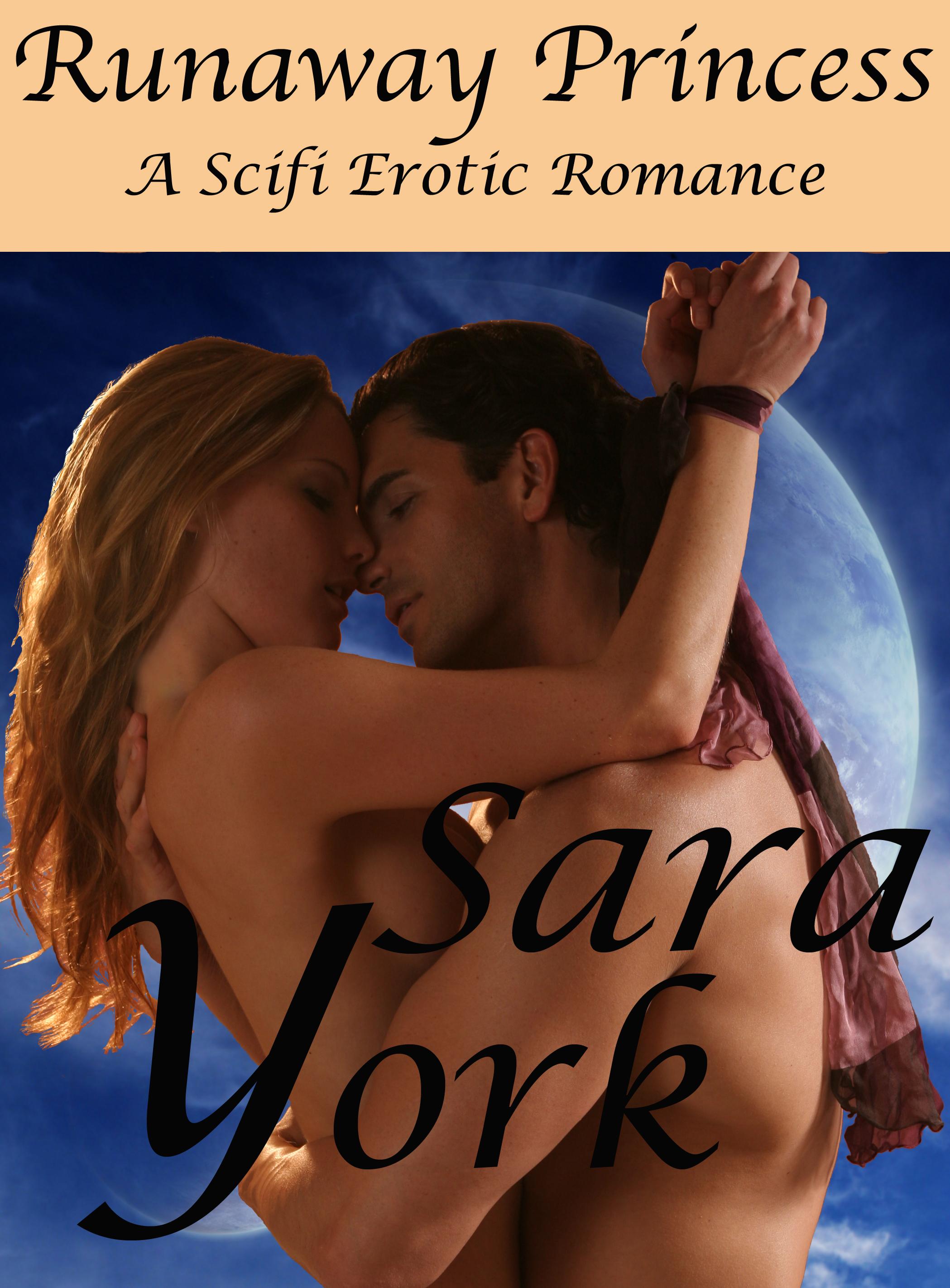 Sara York - Runaway Princess