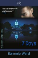 Cover for '7 Days (The Victor Sexton Series) (CatEye)'