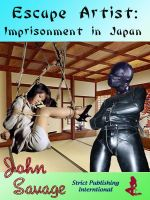 Cover for 'Escape Artist - Imprisonment in Japan'