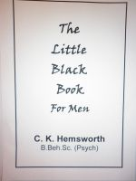 Cover for 'The Little Black Book For Men'