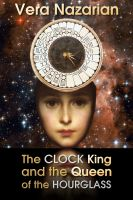 Cover for 'The Clock King and the Queen of the Hourglass'