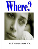 Cover for 'Where?'
