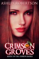 Cover for 'Crimson Groves'