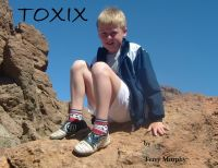 Cover for 'TOXIX'