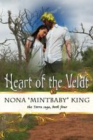 Cover for 'Heart of the Veldt (Terra saga #4)'