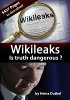 Cover for 'Wikileaks - Is truth dangerous'