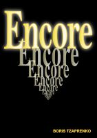 Cover for 'Encore'