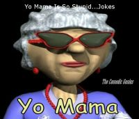 Cover for 'Yo Mama Is So Stupid...Jokes'