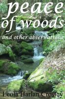 Cover for 'Peace of Woods'