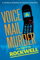 Cover for 'Voice Mail Murder'