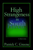 Cover for 'High Strangeness in South Haven'
