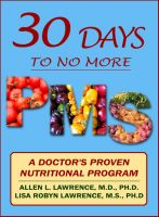 Cover for '30-Days to No More PMS'