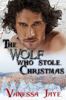 Cover for 'The Wolf Who Stole Christmas'
