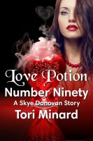 Cover for 'Love Potion Number Ninety'