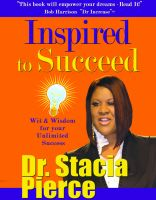 Cover for 'Inspired to Succeed'