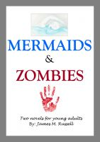 Cover for 'Mermaids and Zombies'