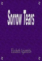Cover for 'Sorrow Tears'