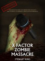 Cover for 'X Factor Zombie Massacre'