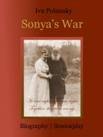 Cover for 'Sonya's War'