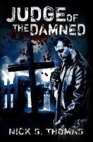 Cover for 'Judge of the Damned'