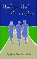Cover for 'Walking With The Prophets'
