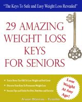 Cover for '29 Weight Loss Keys For Seniors'