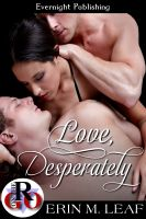 Cover for 'Love, Desperately'