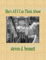 Cover for 'She's All I Can Think About'