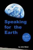 Cover for 'Speaking For The Earth 40th Anniversary Edition'