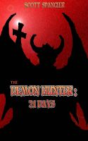Cover for 'The Demon Hunter:  21 Days'