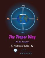 Cover for 'The Proper Way'
