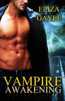 Cover for 'Vampire Awakening'