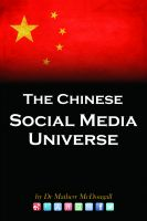 Cover for 'The Chinese Social Media Universe (2nd Edition)'