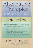 Cover for 'Alternative Therapies for Managing Diabetes'