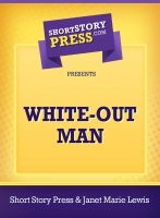 Cover for 'White-Out Man'