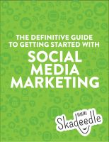 The Definitive Guide to Social Media Marketing cover