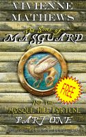 Cover for 'The Sons of Masguard and the Mosque Hill Fortune, Part One (Volume 1)'