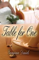 Cover for 'Table for One'