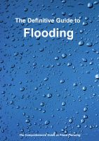 Cover for 'The Definitive Guide to Flooding'