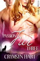 Cover for 'Passion Fur Three'