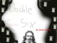 Cover for 'Double Six by Zelda Zebra'