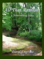 Cover for 'All That Remains: a Newtonberg story'
