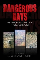 Cover for 'Dangerous Days (whole four-part series)'