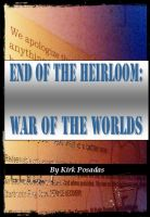 Cover for 'End of the Heirloom: War of the Worlds'