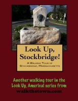 Cover for 'A Walking Tour of Stockbridge, Massachusetts'
