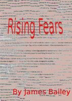 Cover for 'Rising Fears'